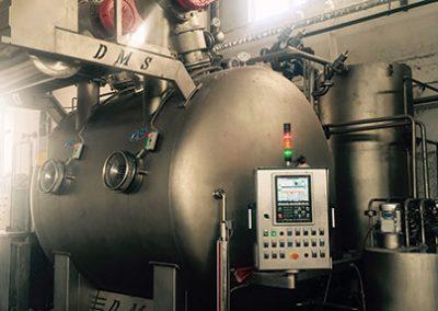 DILEMNLER DYEING MACHINE